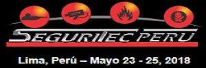SEGURITEC PERU 2018, 23-25 May, Lima, Peru - Κεντρική Εικόνα