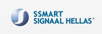 SSMART S.A. & Signaal Hellas S.A. - Logo