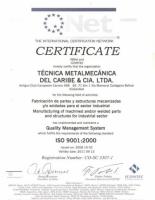 Tecnica Metalmecanica del Caribe & Cia. Ltda. - Pictures 4