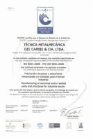 Tecnica Metalmecanica del Caribe & Cia. Ltda. - Pictures 5