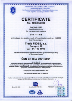Trade FIDES a.s. - Pictures