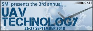 UAV Technology 2018, 26-27 September, Prague, Czech Republic - Κεντρική Εικόνα