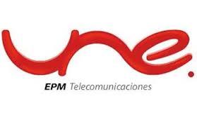UNE EPM Telecomunicaciones S.A. - Logo