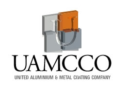 United Aluminum  & Metal Coating Co. (UAMCCO) - Logo