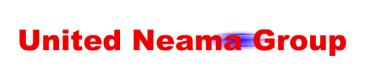 "United Neama Group Gen Trad & Cont Co. ""Super Stairs"" - سوبر ستيرز لانتاج سلالم الألمنيوم - Logo"