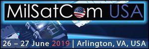 4th Annual MilSatCom USA Conference, 26–27 June, Arlington, Virginia, USA - Κεντρική Εικόνα