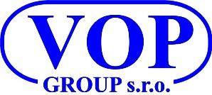 VOP GROUP s.r.o. - Logo