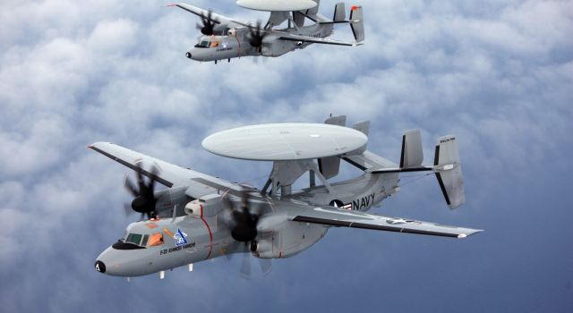 Lockheed Martin Receives Award From Northrop Grumman To Produce More APY-9 Radars For The United States Navy's E-2D Program - Κεντρική Εικόνα
