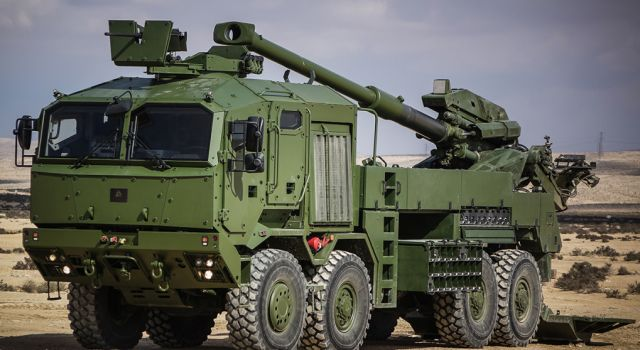 Elbit Systems' U.S. Subsidiary Awarded $200 Million Contract to Provide Artillery Systems - Κεντρική Εικόνα