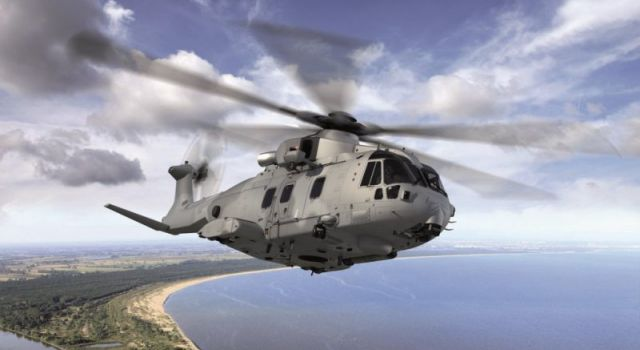 Leonardo: 380 Mln EUR Contract for Maritime Multirole Helicopters with the Polish Ministry of National Defense - Κεντρική Εικόνα