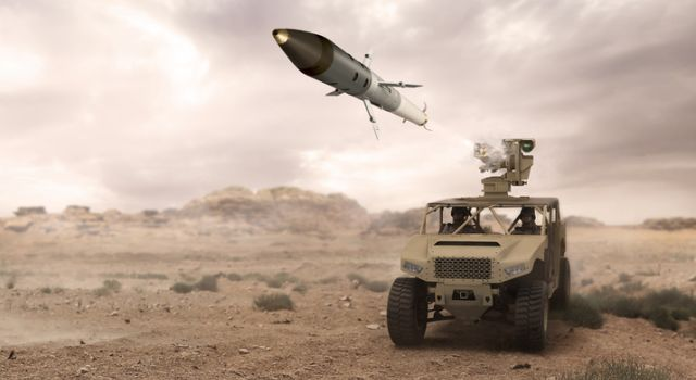 BAE Systems Succeeds in First Tactical Configuration Ground-Launched Test of APKWS® Laser-Guided Rockets - Κεντρική Εικόνα