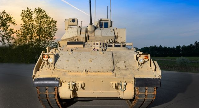 U.S. Army extends contract for Bradley Fighting Vehicle upgrades - Κεντρική Εικόνα