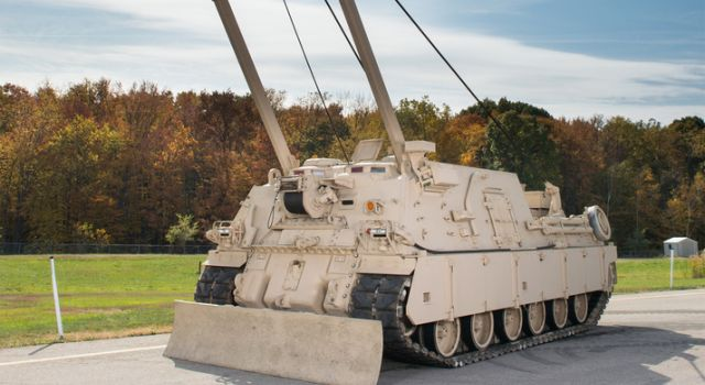 U.S. Army Awards BAE Systems $148.3 Million Contract for M88A2 HERCULES Armored Recovery Vehicles - Κεντρική Εικόνα