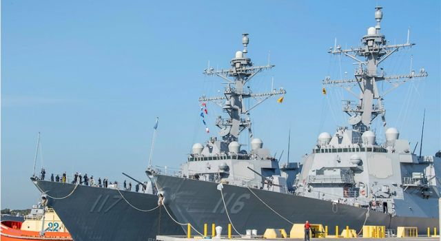 BAE Systems Wins Two Awards to Support the U.S. Navy with Enhanced Radio Communications and C5ISR Capabilities - Κεντρική Εικόνα