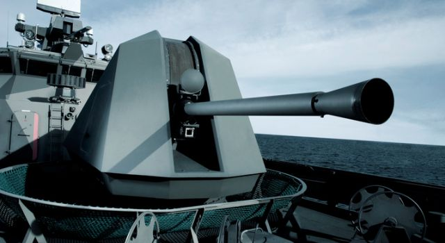 Germany to equip new coastal patrol vessels with BAE Systems' 57mm guns - Κεντρική Εικόνα