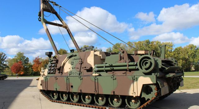 U.S. Army Awards BAE Systems $318 Million for Next Generation M88A3 Recovery Vehicle - Κεντρική Εικόνα