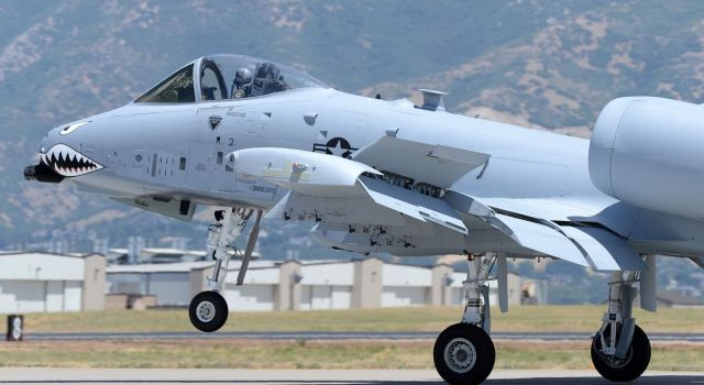 US Air Force Selects Boeing for A-10 Thunderbolt II Re-Winging Contract - Κεντρική Εικόνα