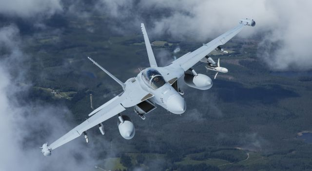 U.S. Government Approves Release of Boeing EA-18G Growler to Finland - Κεντρική Εικόνα