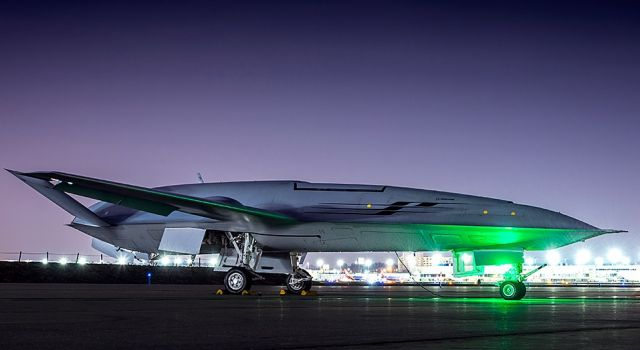 Harris Corporation Awarded Contract to Support Boeing's MQ-25 Unmanned Tanker for the US Navy - Κεντρική Εικόνα