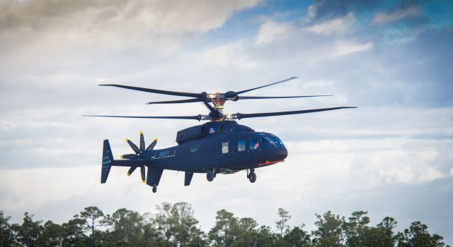 Sikorsky-Boeing SB-1 DEFIANT Helicopter Achieves First Flight - Κεντρική Εικόνα