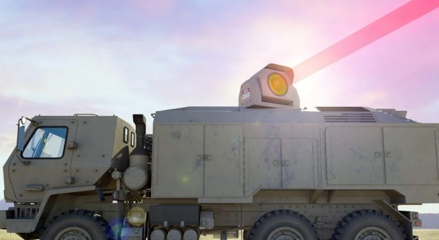 Team Dynetics wins $130 million 100kW-class high energy laser contract for U.S. Army - Κεντρική Εικόνα