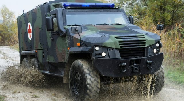 Germany awards 159 MUSD vehicle contract to GDELS - Κεντρική Εικόνα