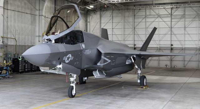 Elbit Systems of America to provide full motion video data link power amplifiers for the F-35 Lightning II - Κεντρική Εικόνα
