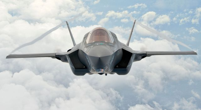 Lockheed Martin Inks Long-Term Contracts with More F-35 Suppliers - Κεντρική Εικόνα
