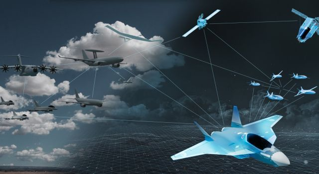 Demonstrator phase launched: Future Combat Air System takes major step forward  - Κεντρική Εικόνα