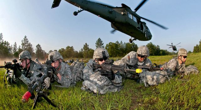 General Dynamics Mission Systems Awarded $883 Million Contract to Modernize U.S. Army Training Programs - Κεντρική Εικόνα
