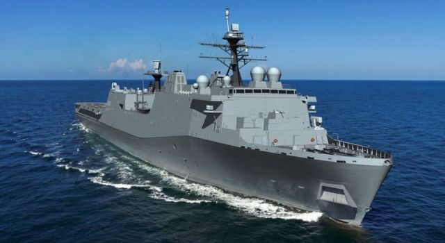 Huntington Ingalls Industries Awarded $1.50 Billion Contract for the Construction of LPD 31 - Κεντρική Εικόνα
