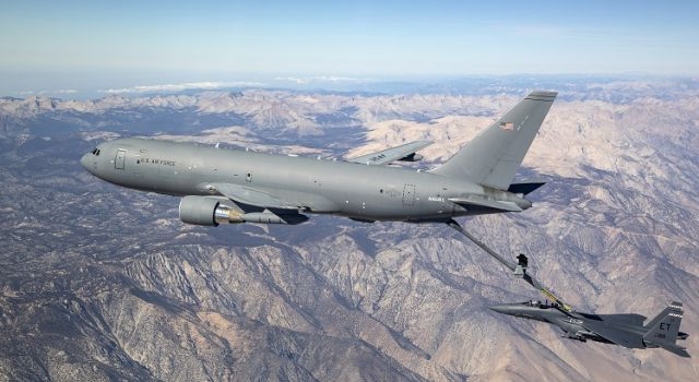 Boeing Awarded $2.6 Billion for Fifth KC-46A Tanker Production Lot - Κεντρική Εικόνα