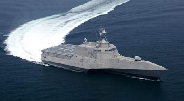 U.S. Navy Selects General Dynamics Mission Systems to Evolve Littoral Combat Ship Combat Management System - Κεντρική Εικόνα