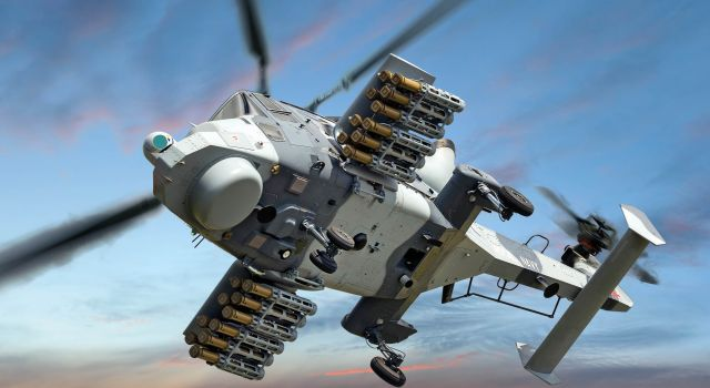 Leonardo AW159 Wildcat helicopter conducts first successful firings of Thales 'Martlet' Lightweight Multirole Missile (LMM) - Κεντρική Εικόνα