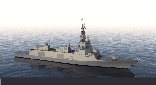 Lockheed Martin Continues Partnership With Spain For Future Frigates - Κεντρική Εικόνα