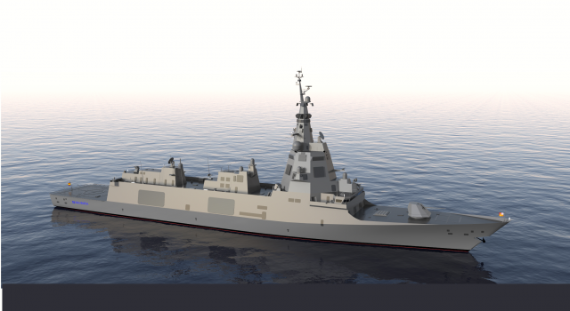 Lockheed Martin Continues Partnership With Spain For Future Frigates - Κεντρική Εικόνα