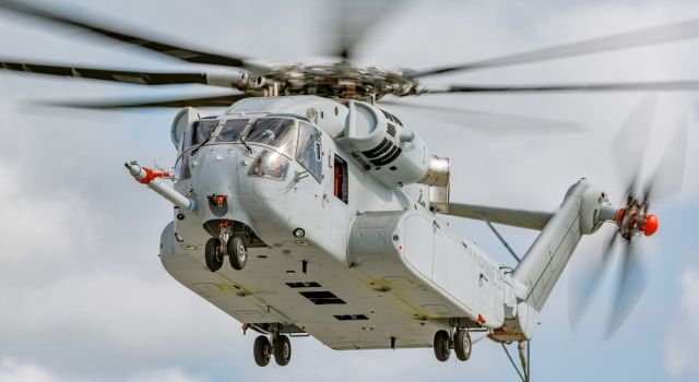 Sikorsky Receives Contract to Build 12 CH-53K Heavy Lift Helicopters - Κεντρική Εικόνα