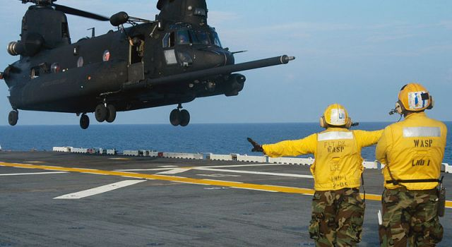 Boeing to Build MH-47G Block II Chinooks for Special Ops - Κεντρική Εικόνα