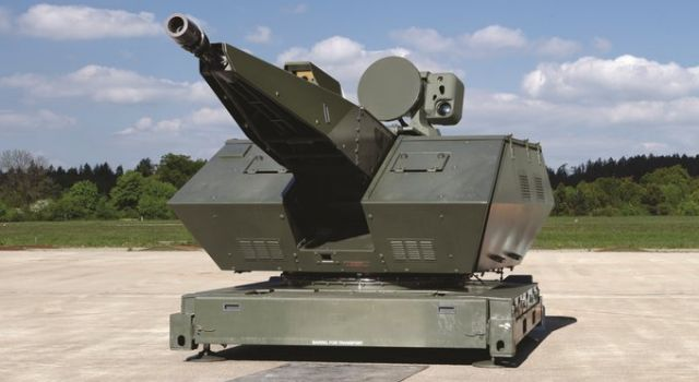 Multimillion-euro contract: International customer orders air defence systems from Rheinmetall - Κεντρική Εικόνα
