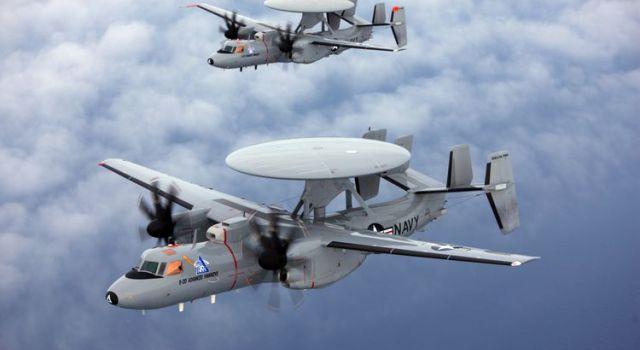 Northrop Grumman Awarded $3.2 Billion Multi-Year Contract for 24 E-2D Aircraft - Κεντρική Εικόνα