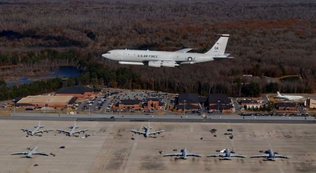 Northrop Grumman Continues Joint STARS Sustainment and Modification Work for US Air Force - Κεντρική Εικόνα