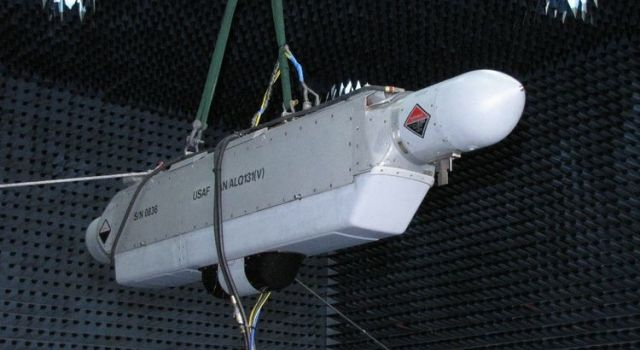 US Air Force issues third production order for advanced electronic warfare pods - Κεντρική Εικόνα