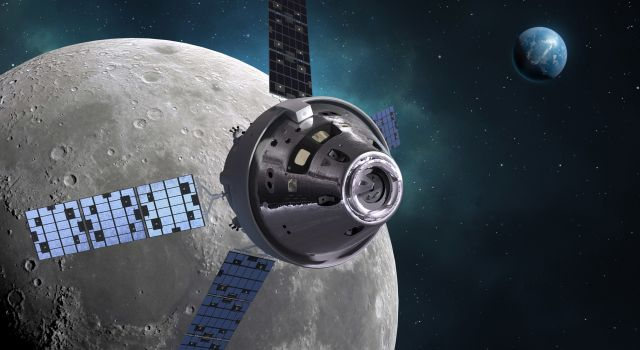 NASA Awards Lockheed Martin Contract For Six Orion Spacecraft - Κεντρική Εικόνα
