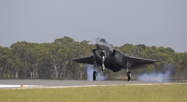 Pentagon and Lockheed Martin Reach Agreement Reducing F-35A Cost by 12.8 Percent - Κεντρική Εικόνα
