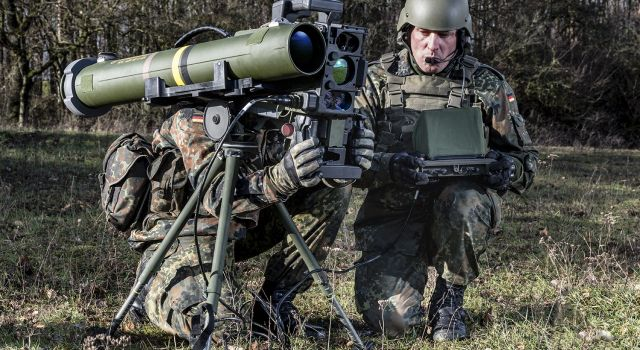 German Army acquires 1500 SPIKE missiles and hundreds of launchers - Κεντρική Εικόνα