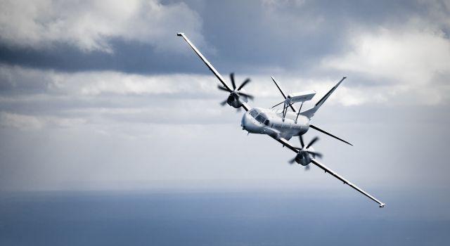 Saab Receives Airborne Surveillance Order - Κεντρική Εικόνα