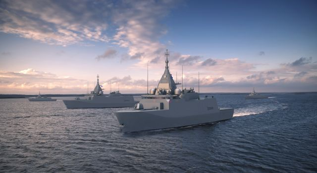 Saab Selected as Combat System Provider for Finnish Squadron 2020 Programme - Κεντρική Εικόνα