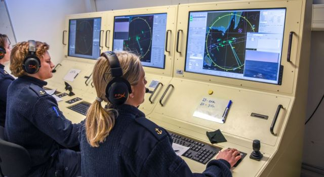 CAE to upgrade Swedish Naval Warfare Training System - Κεντρική Εικόνα