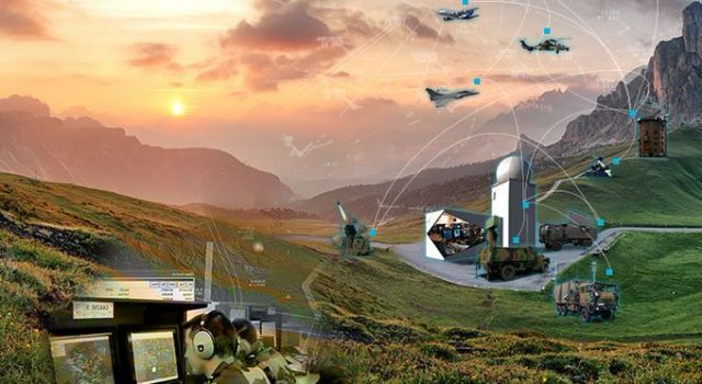 Switzerland selects Thales for national airspace surveillance and protection  - Κεντρική Εικόνα