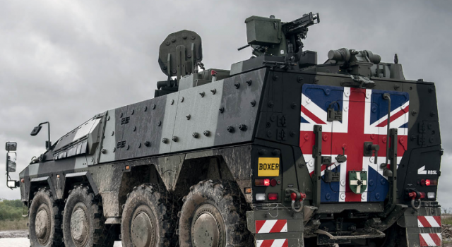 £2.8bn armoured vehicle contract secured for British Army - Κεντρική Εικόνα